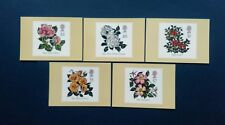 1991 9th WORLD CONGRESS OF ROSES, BELFAST STAMPS PHQ CARDS WITH A BELFAST F.D.I.