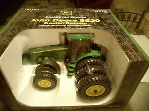 New 1/16 John Deere 8520 Toy Tractor Collector Edition Die Cast Ertil