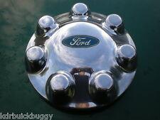 1997 - 2004 Ford F150 F250 7 Lug Chrome OEM Center Cap F75A-1A096-BE