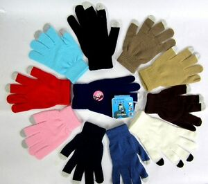 MAGIC TOUCH SCREEN  GLOVES  ONE SIZE FOR SMART PHONE,TEXTING