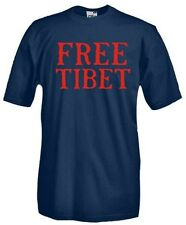 T-SHIRT POLITIC E09 FREE TIBET