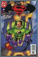 Superman/Batman #6 2004 Lex Luthor Battlesuit Jeph Loeb Ed McGuinness DC D