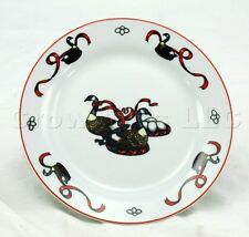 7 Swans a Swimming Home for the Holidays Decorative Plate 12 Days of Christmas