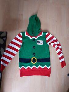Boys christmas jumper