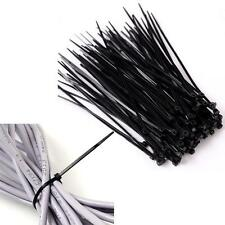 100PCS Self-Locking Nylon Cable Ties Zip Wrap