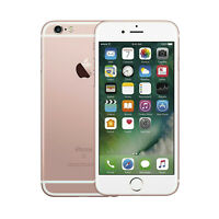 Apple iPhone 6s - 128Go - Or rose (Débloqué) A1688 (GSM) Smartphone