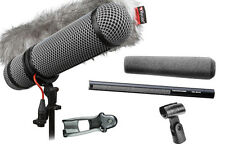 Sennheiser MKH416 Shotgun Mic W/ Rycote Super-Blimp NTG Windshield Kit