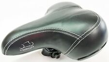 Huffy Commuter Series Bicycle Seat, Padded with Springs - NWOT