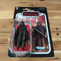 Star Wars: The Rise of Skywalker The Vintage Collection Knight of Ren Jenner New