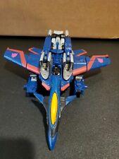 Thundercracker Zapmaster 100% Complete Max-Cons Armada Transformers