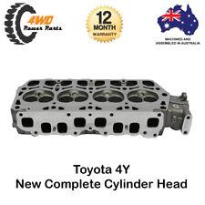 Toyota 4Y Hilux Hiace Complete Cylinder Head 4 Cyl 8V 4 Runner Tarago Forklift