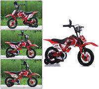 New Kids/Children Boys/Girls Moto Bike Bicycle With Stabilizer 12'' 16''