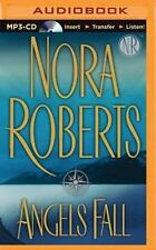 Angels Fall by Nora Roberts (2014, MP3 CD, Unabridged)