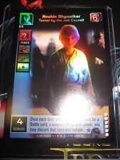 SWCCGYJ CCG YOUNG JEDI REFLECTIONS FOIL MINT SUPER RARE N° P9 ANAKIN SKYWALKER