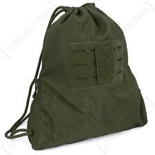 Hextac Sportsbag-Verde Oliva-Bolsa Mochila Morral Gimnasio Escuela Ejército 7 L Nuevo