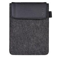 """Incipio Gray Felt Sleeve Case for iPad mini & 7"""" Tablets With Stylus Holder"""