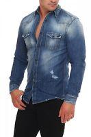 JACK & JONES - ROYAL SHIRT - Jeans Hemd - Men / Herren