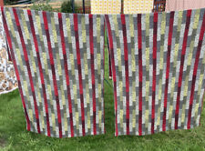 More details for vintage mid century 50s/60s curtains 41x74 inches (3 pairs available)