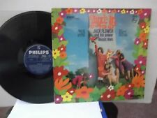 "Jack Flower,Philips,""Dance In"",Germany,LP,stereo,Flower Cheese Cake,laminated,"