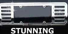 1997-2004 Chevy Corvette C5 License SSR Plate Frame Chrome Billet Aluminum Metal