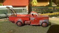 Dinky Toys  jouet ancien dépanneuse  véhicule miniatures