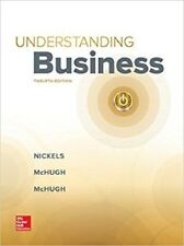 Understanding Business 12th Nickels,McHugh Int'l Ed. Deliver 3-4 bus days/Insure