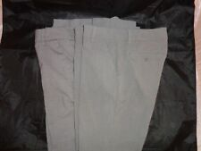 New York & Co Stretch, 2 pr. Ladies Trousers, Gray, Size 6, Causal Business