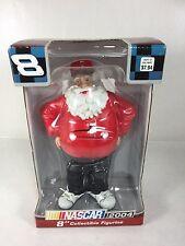 """Collectible Christmas NASCAR Racing Santa Claus 2004 Dale Earnhardt Jr. 8"""""""