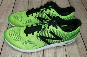 New Balance Mens Competition NBX 1400 V5 Running Shoes Neon Green