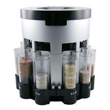 Electronic Coin Sorter Automatic Money Bank Savings Change Jar Office Kids Room