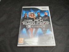 Nintendo Wii Game The Black Eyed Peas Experience Brand New Sealed