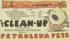 1933 Crude Oil Refining Process Petroleum Pete American Petroleum Industries F5