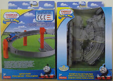 Take N Play ~ Recta & Curvada Track Pack + espiral Track Pack De Thomas & Friends