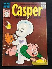 CASPER THE FRIENDLY GHOST #54 COMIC BOOK (HARVEY,1957) +