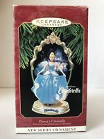 Disney's Cinderella 1997 Hallmark Keepsake Ornament - The Enchanted Memories