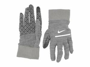 Nike Sphere Running Gloves 2.0 Grey Heather Sizes Small or Large