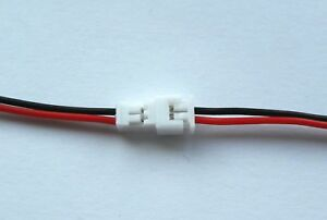 Micro Plug & Socket Connector For Hornby, Bachmann, Heljan Etc Model Railways