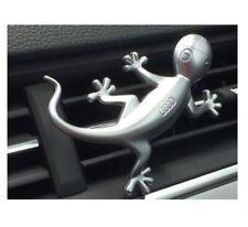 Original Audi Zubehör Designgecko Gecko in Aluminiumoptik 80A087000 NEU + OVP