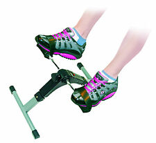 Pedal Exerciser Digital Display Legs Arms Home Mini Fitness Gym Cycle #159RA