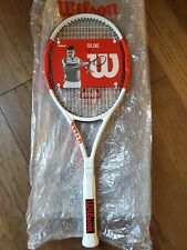 New listing NEW Wilson Six One 95, 18x20, 4 3/8 grip, strung, with cover