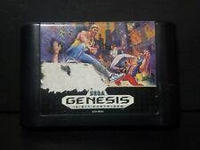 Streets of Rage (Sega Genesis, 1991) Cart Only