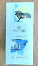 """* Yves ROCHER * Eau de parfum """" Sel D'AZUR """" * 100 ml * NEUF sous cellophane"""