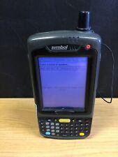 MOTOROLA SYMBOL MC70 PDA MC7004 BARCODE HANDHELD SCANNER