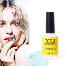 Glue Adhesive for Galaxy Star Foil Sticker Nail Art 16ml Transfer Tips Mode NEU.