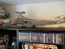 LEGO Star Wars MOC Venator Republic 5500 parts not 10030 10179