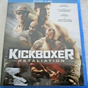 Kickboxer: Retaliation (Blu-ray 2018) 1 DISC FREE SHIPPING
