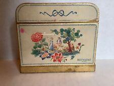Vintage Bienaime Caravane & Cuir De Russie Perfume Original Box Made In France