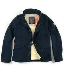 Superdry Womens Military Jacket Rookie Winter S