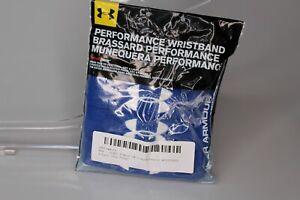 "Under Armour Unisex Ua 1"" Performance Wristband 4-pack, Blue"