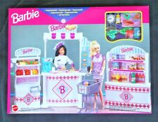 VINTAGE BARBIE PLAYSET: SUPERMERCADO (SUPERMARKET 1997) VEGGIE, BRAND NEW IN BOX